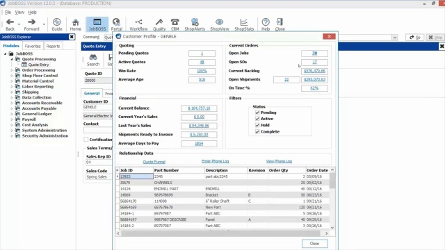 Software Quote | Quoting Software For Manufacturing Jobboss