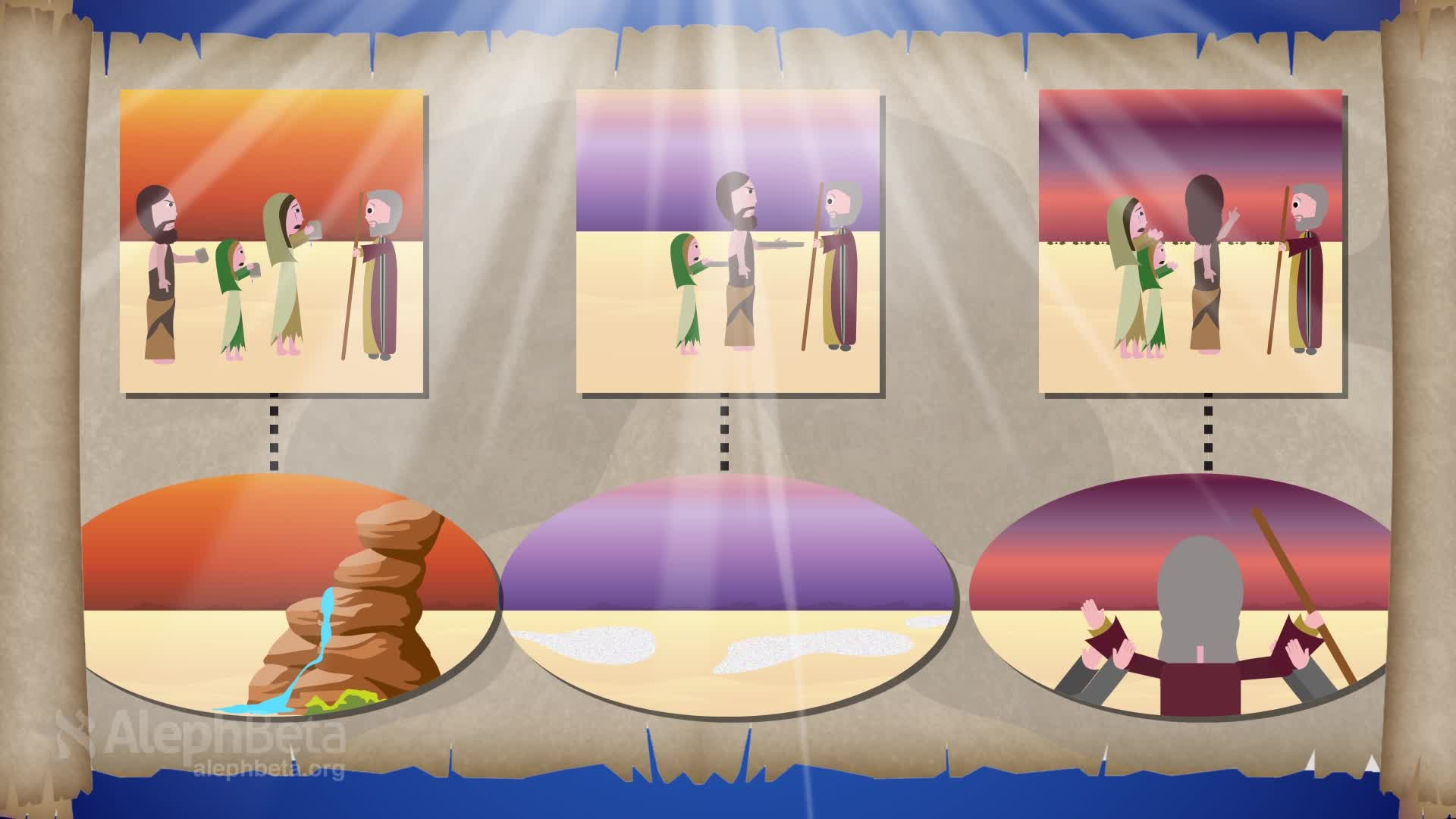The Parsha Experiment - Pekudei: God Choosing Man, Man Choosing God