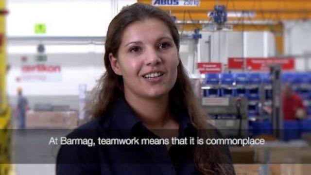 Jenna Arya (Supervisor WINGS FDY Drawing Unit Assembly, Manmade Fibers Segment)