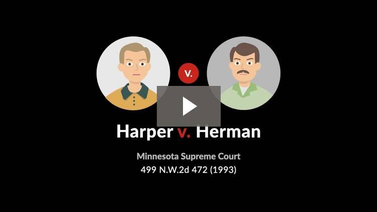 Harper v. Herman