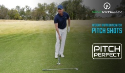 Pitch Perfect - Pitch Shot: Weight Distribution
