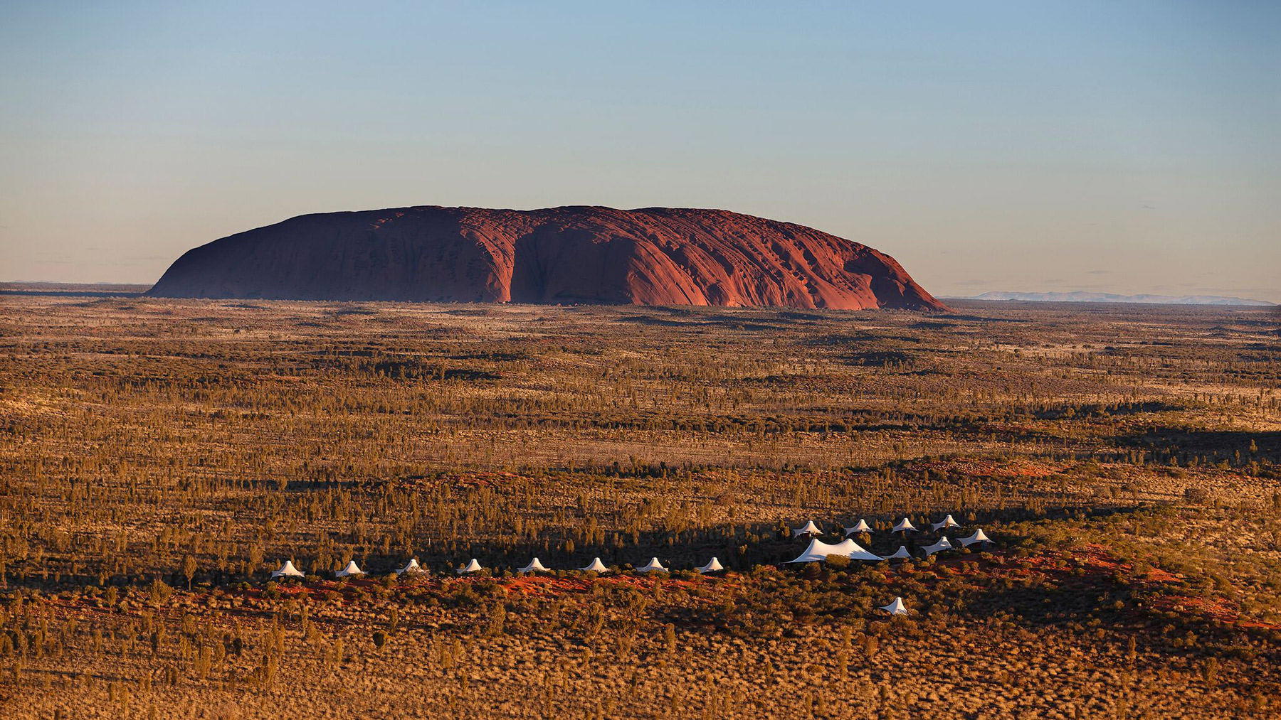 Thumbnail for the listing 'Longitude 131′ – Ultimate in Luxe at Uluru Australia'