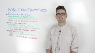 3 Configurations For Creating A Mobile Website