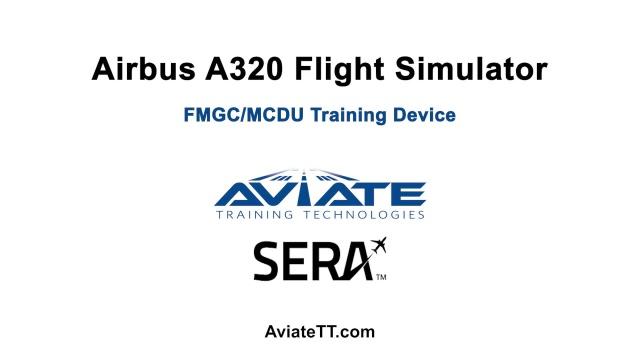 A320 Mcdu Simulator