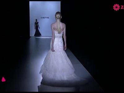 Robes de mariée 2014 : sélection de robes avec des broderies