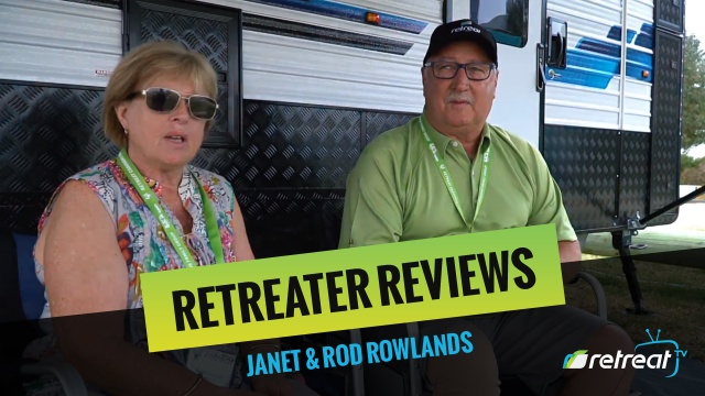 Retreater Review – Janet & Rod Rowlands