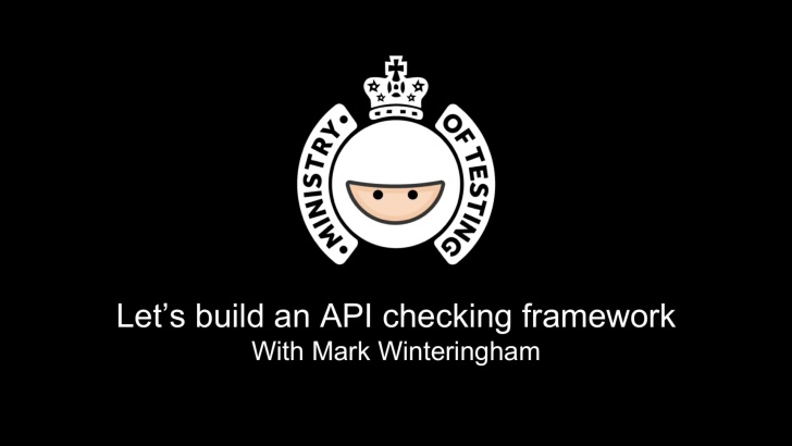Part 5 - API Checking Framework - Building a POST Check
