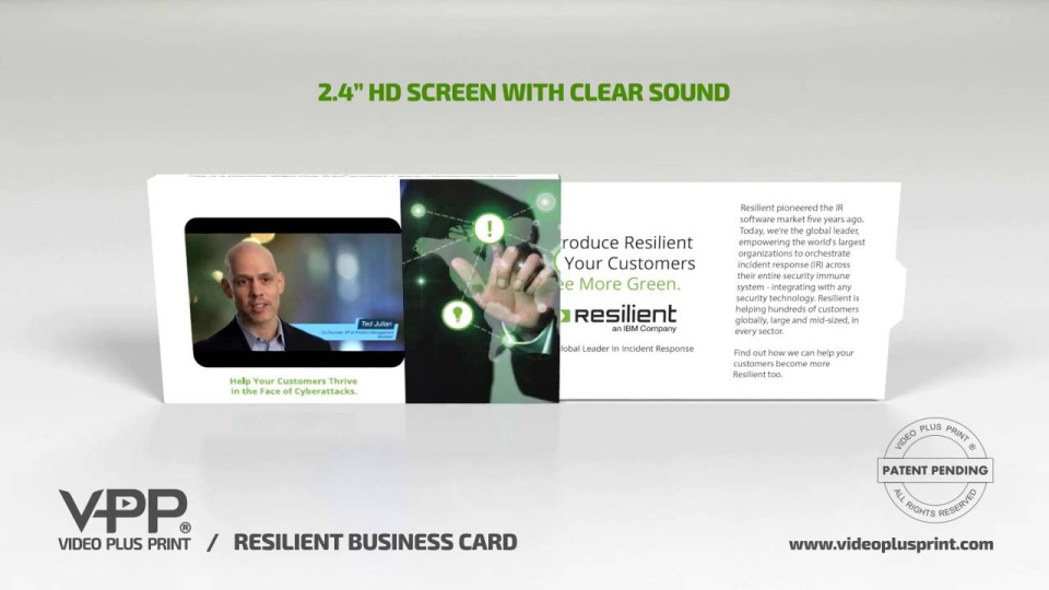 Video Business Cards | Video Ads Card