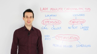 Last Minute Christmas PPC Tips