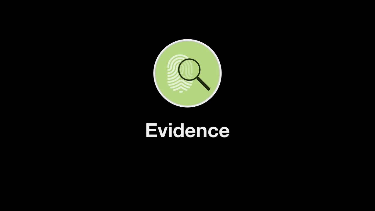 Welcome to Evidence thumbnail