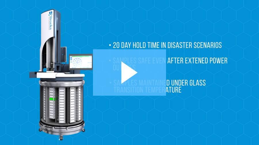 BioStore III Cryo: Disaster Recovery