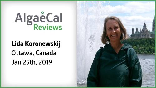 Testimonial thumbnail portrait of Lida Koronewskij