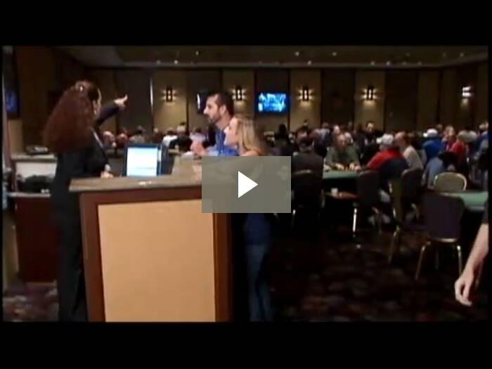 Seneca Niagara Poker Bad Beat