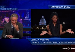 The Daily Show, Masters of Sexism thumbnail