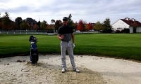 Alignment and Set-up in a Fairway Bunker