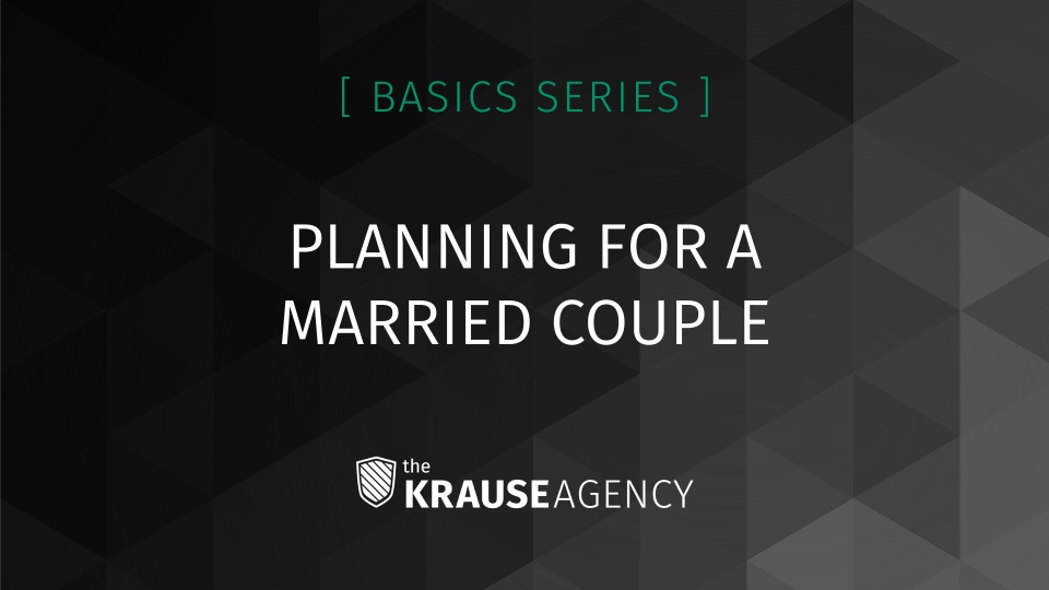 Planning for a Married Couple
