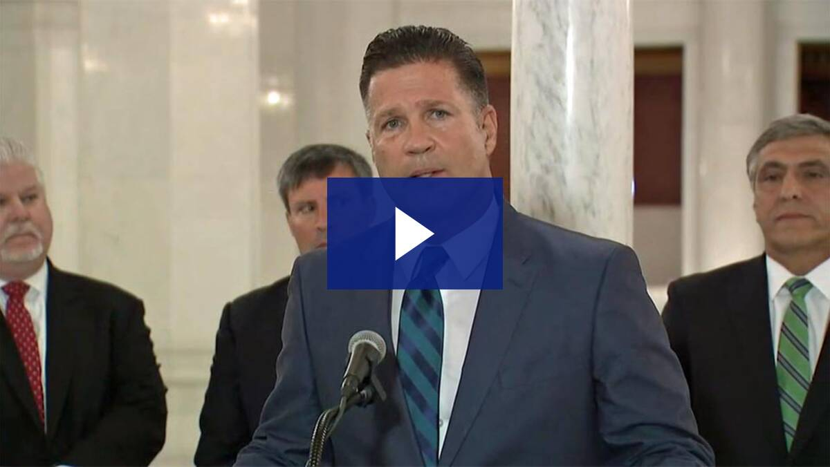 6/1/18 - Remarks at School Safety News Conference