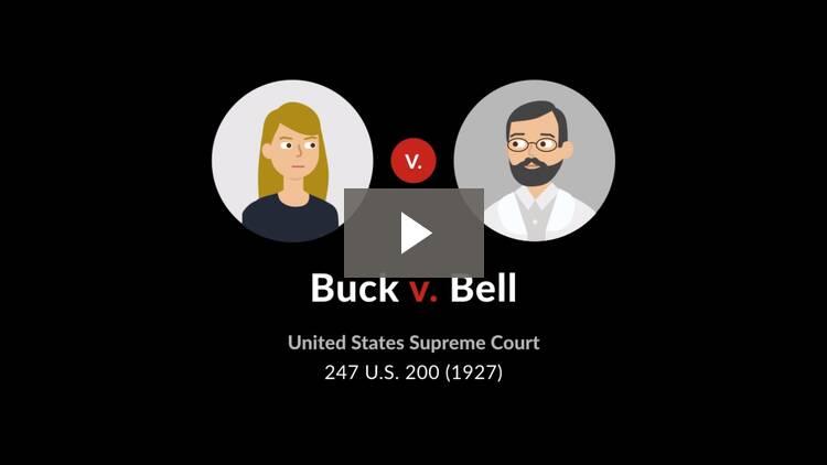 Buck v. Bell