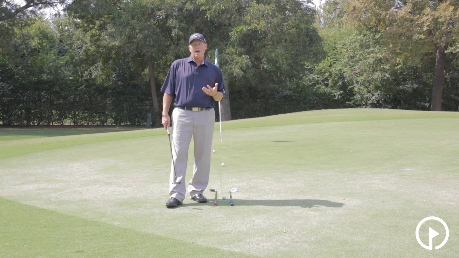 Proper Path for A Good Putting Stroke