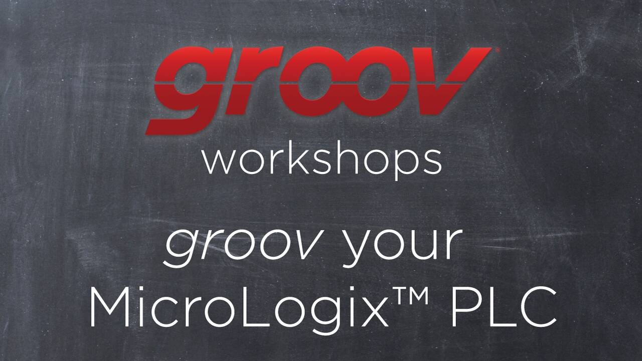 groov your MicroLogix™