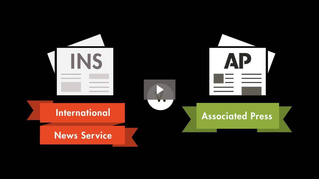 International News Service v. Associated Press