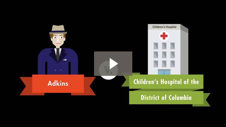 Adkins v. Children's Hospital