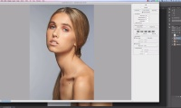 Thumbnail for Beauty Photo Shoot / Preliminary Liquifying