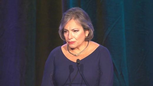 Gloria Castillo 2016 Bridge Awards Dinner Address