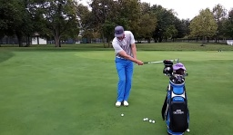 How to Hit a Pitch Shot from a Tight Lie