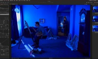 Thumbnail for The Blue Room / Capture One-RAW Processing