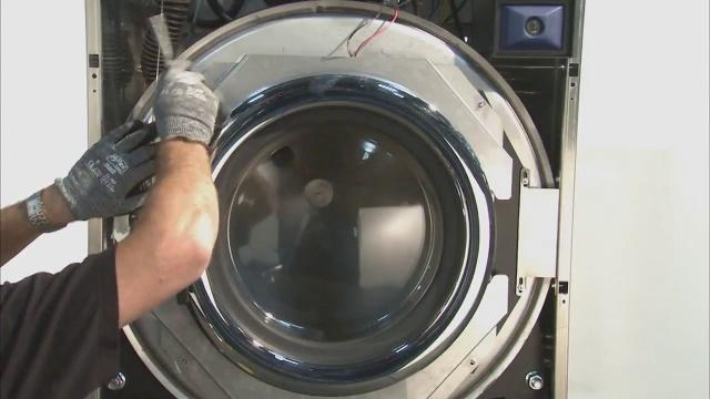 Door Lock Adjustment on the Dexter Washer