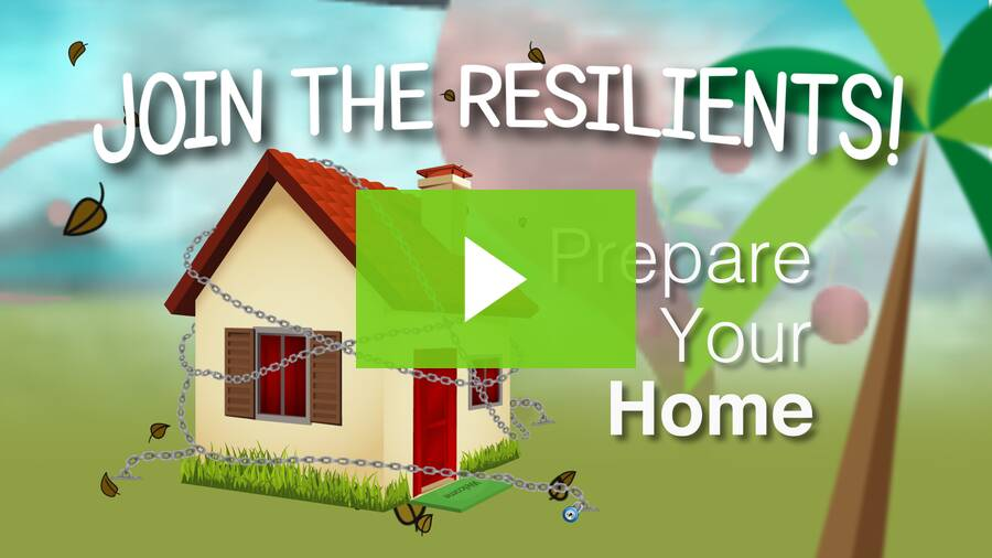 Ep 3. The Resilients prepare their home