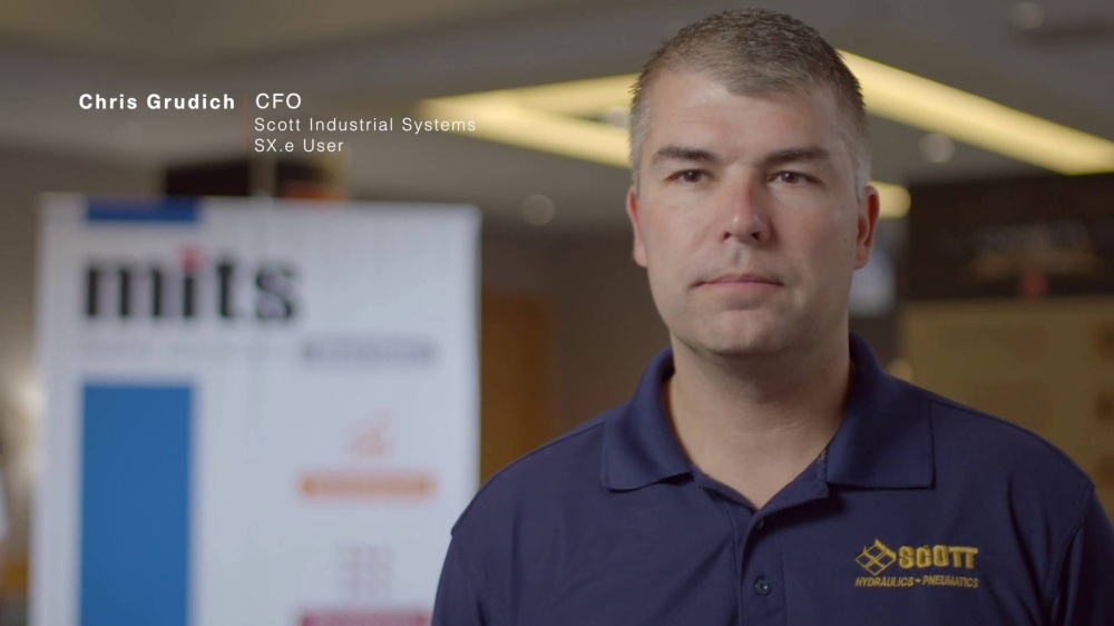 MITS Customer Insights - Chris Grudich, Scott Industrial Systems