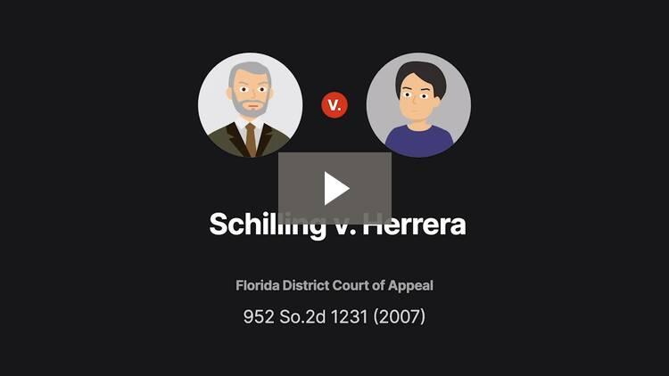 Schilling v. Herrera