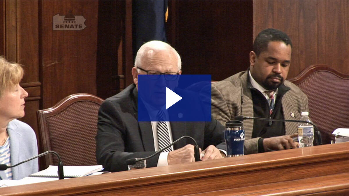 3/4/19 – Budget Hearing Q&A: Drug & Alcohol Programs