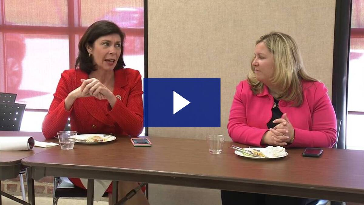4/24/19 York College Roundtable with Tech Execs