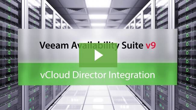 Watch vCloud Director support demo