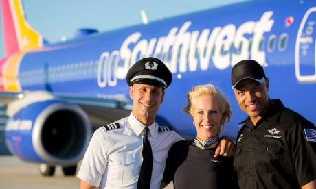 金沙官方线上网站西南航空公司创建了一个超级福利罗盘的使用经验金莎官网
