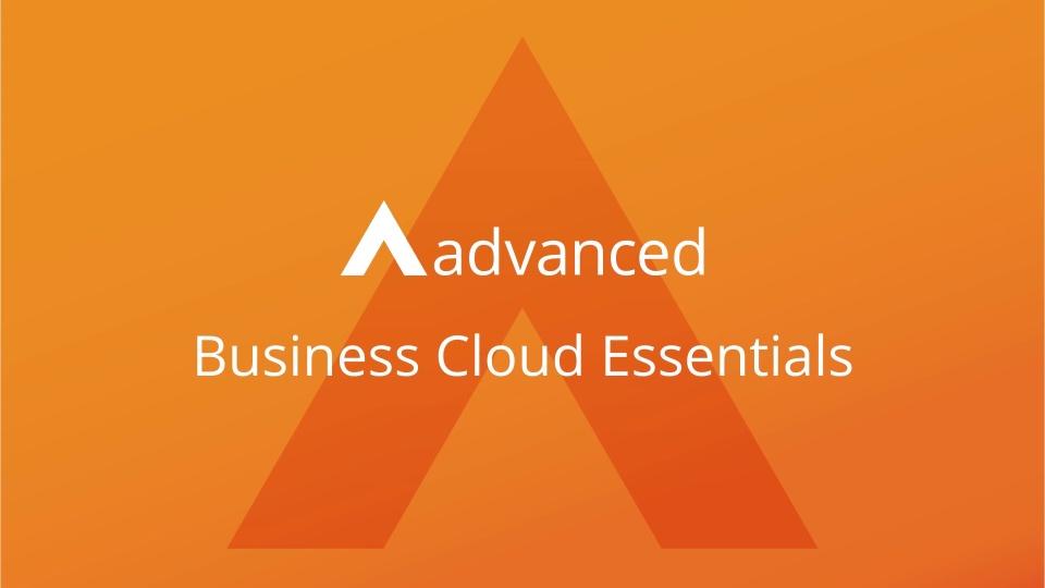 Business Cloud Essentials Promo Video