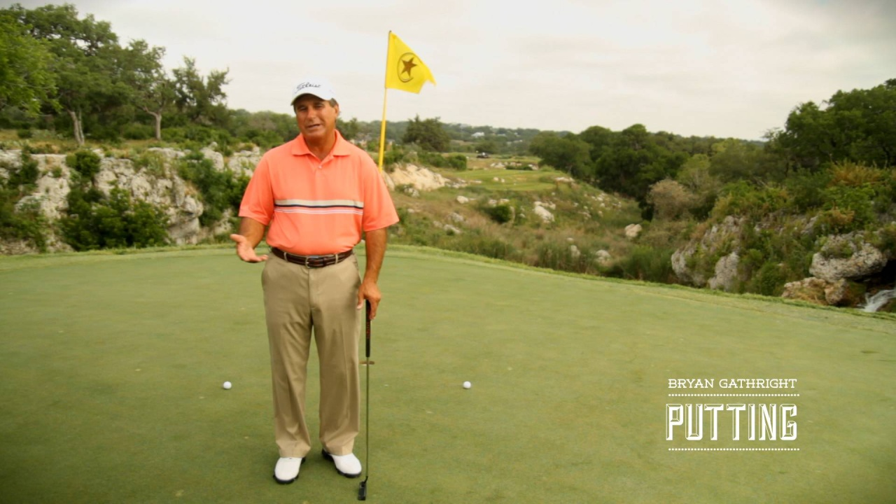 Putting: Become a Great Putter