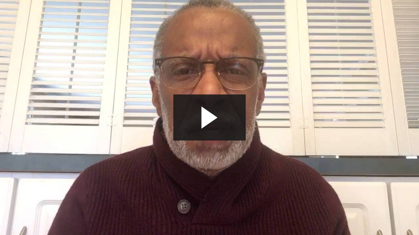 """Senator Art Haywood Explains the """"Stay at Home"""" Order :: March 24, 2020"""