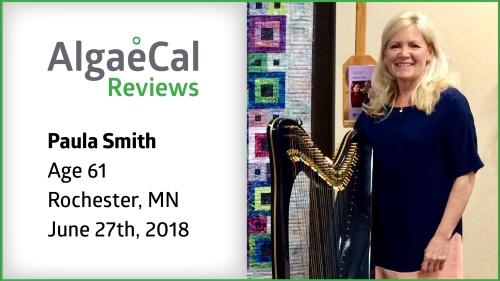 Testimonial thumbnail portrait of Paula Smith