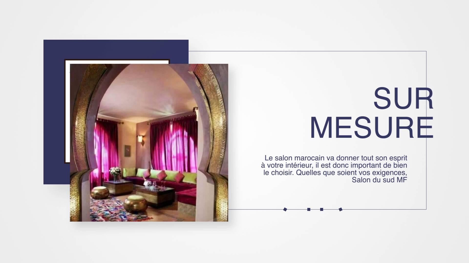 Salon Du Sud | Salon Marocain Moderne U0026 Design