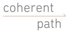 Coherent Path
