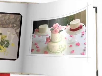Ideas para pasteles de boda