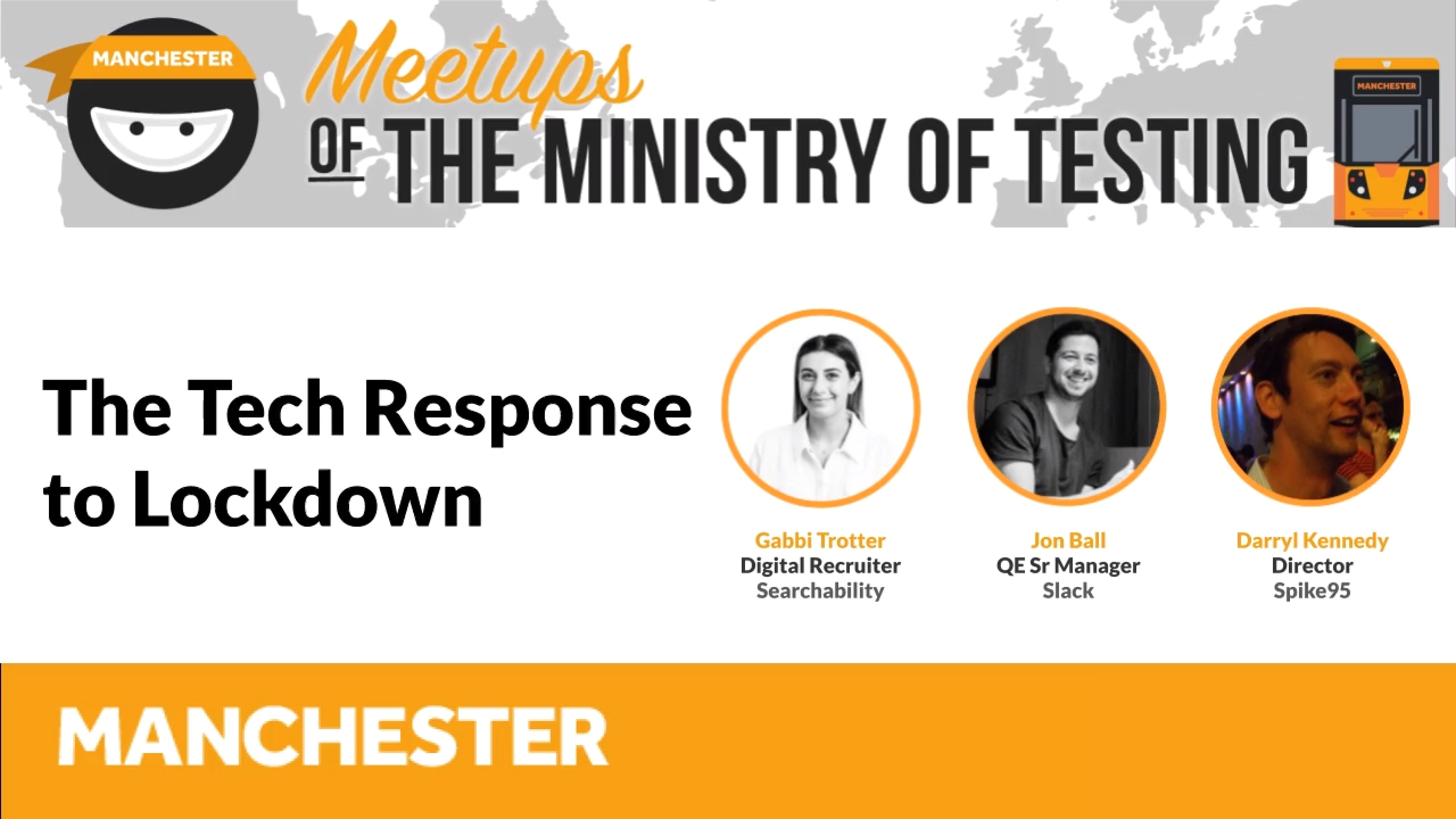 The Tech Response to Lockdown with MoT Manchester