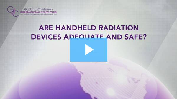 Q189 Are handheld radiation devices adequate and safe?
