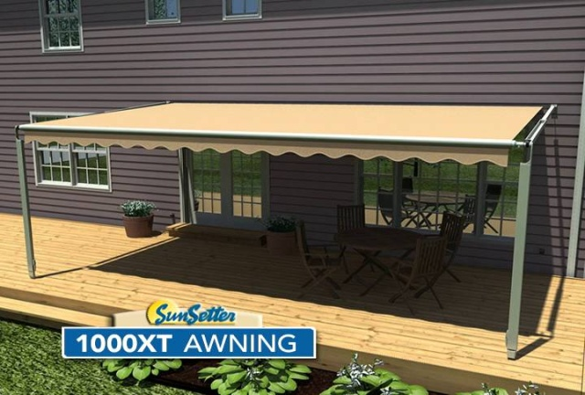 Videos From Sunsetter Awnings Retractable Deck And Patio Awning