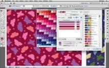 Efeito Borboleta 09 - Colorindo com cores Pantone