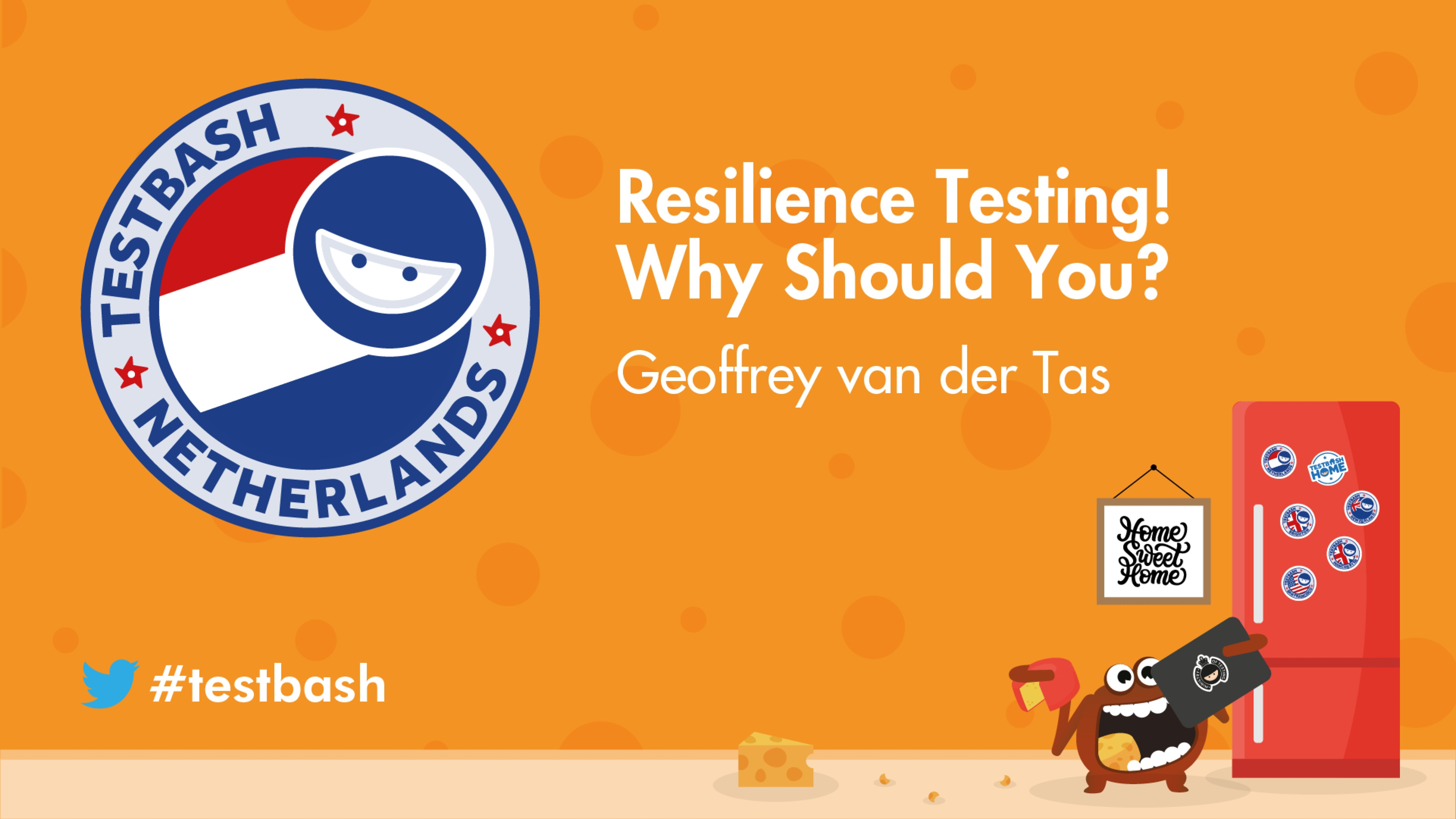 Resilience Testing! Why Should You? - Geoffrey van der Tas